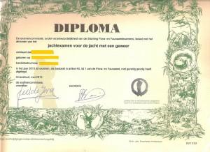 jachtdiploma nederland