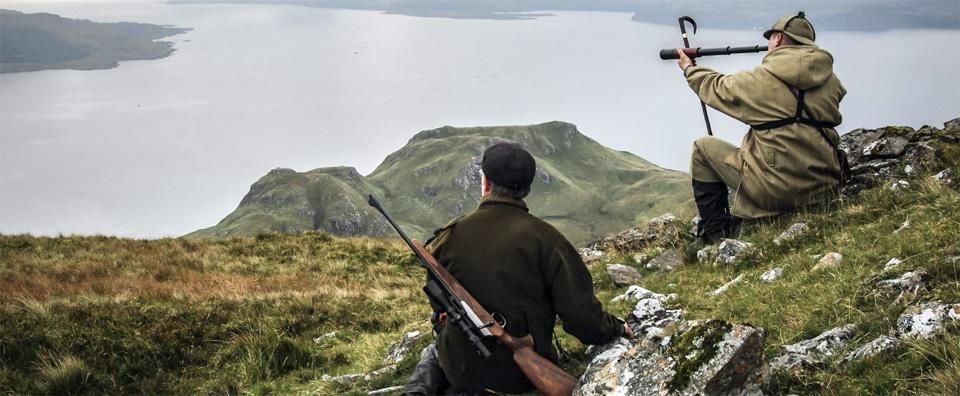 Deerhunting-scotland