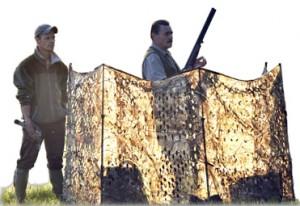 Jachthondenproeven gebruik geweer