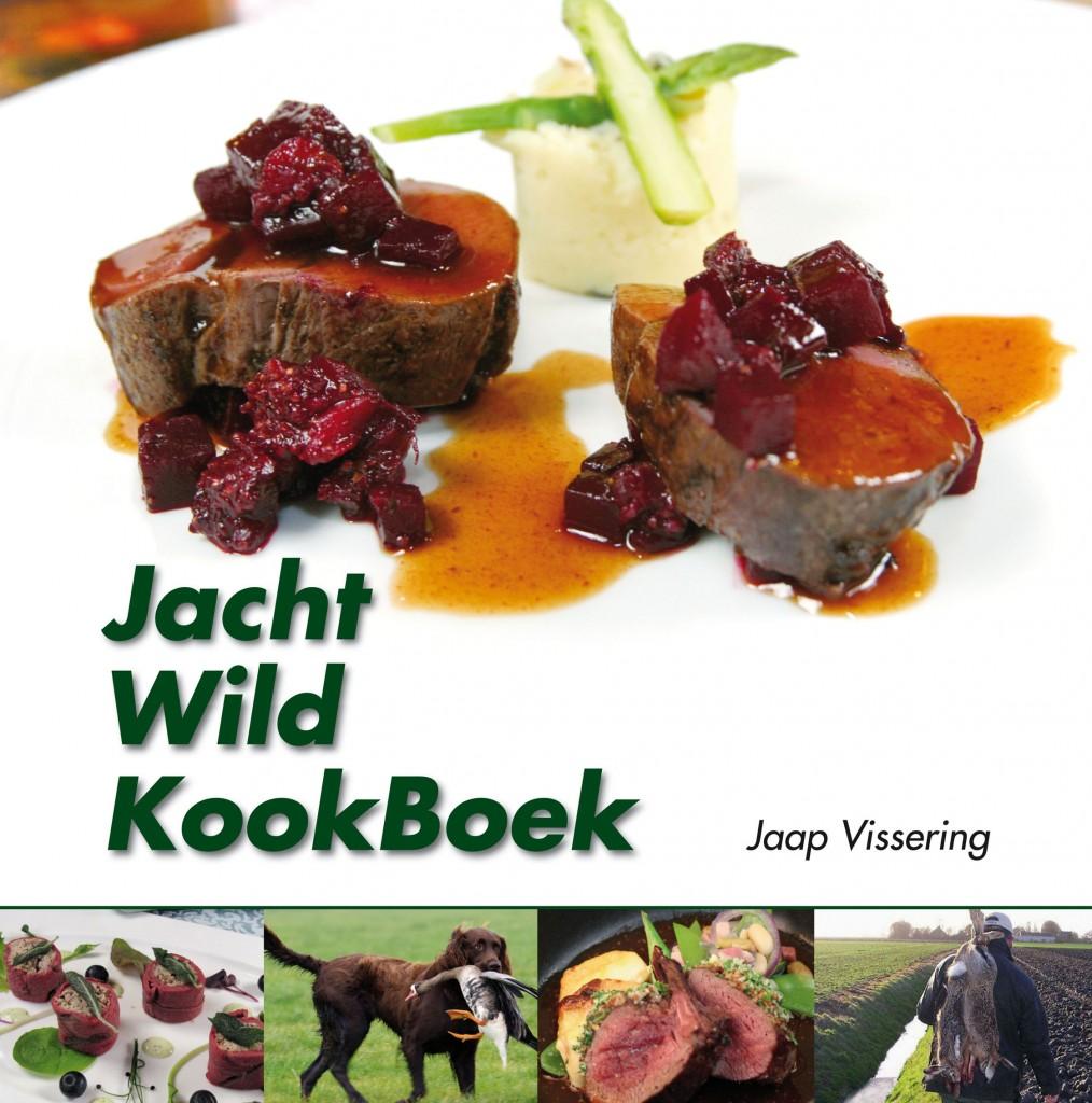 Cover Jachtwildkookboek