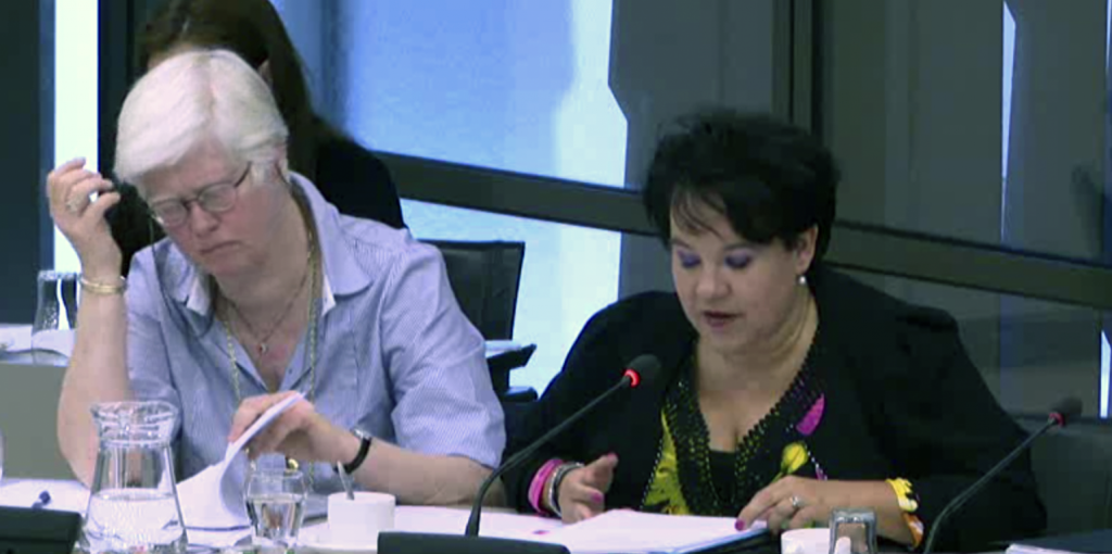 Behandeling Wet Natuurbescherming in Commissie EZ 15062015