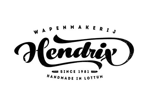 Logo wapenmakerij Hendrikx Lottum
